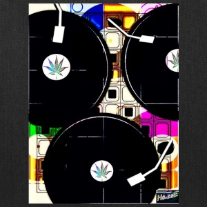 MaryJane Turntables - Tote Bag