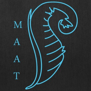 the feather of maat - Tote Bag