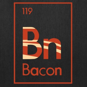 Bacon Element T Shirtt - Tote Bag
