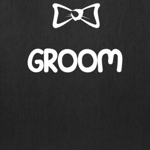 Groom - Tote Bag