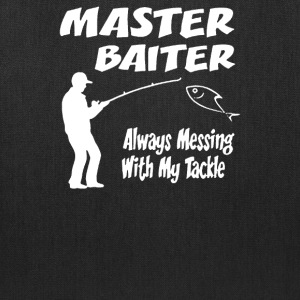 Master Baiter Funny Fishing - Tote Bag