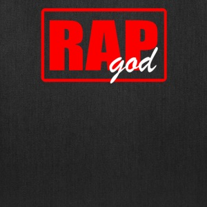 RAP GODRAP GOD - Tote Bag