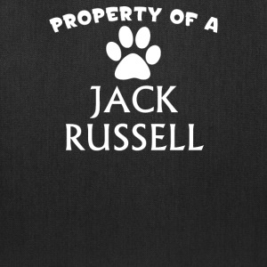 Jack Russell - Tote Bag