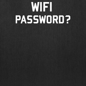 WIFI PASSWORD - Tote Bag