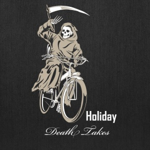 Holiday Death Takes - Tote Bag