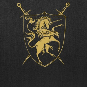 Unicorn Crest - Tote Bag