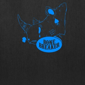 Bone Breaker Blue - Tote Bag