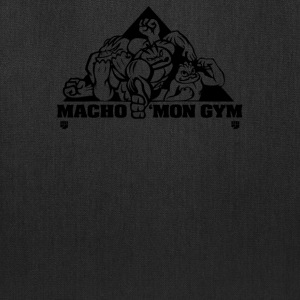 Macho mon Gym - Tote Bag
