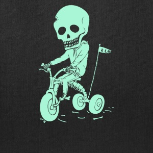 Death Kid Bone Ride - Tote Bag