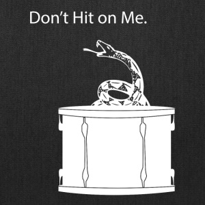 Don't Hit On Me - Tote Bag