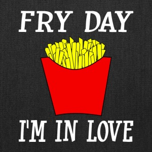 Fry Day I'm In Love - Tote Bag