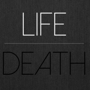 Live over Death Design - Tote Bag