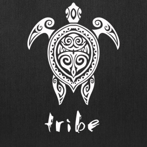 Tribe (Hawaii #2 in White) - Tote Bag