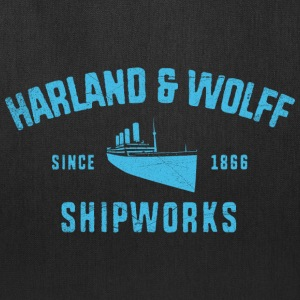 Harland and Wolff - Tote Bag