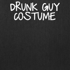 Drunk Guy Costume - Tote Bag