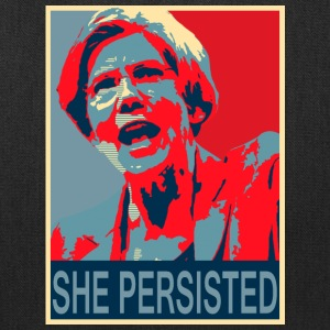SHE PERSISTED - Tote Bag
