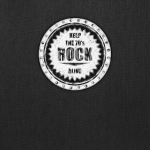 Keep The 70's Rock Alive - Tote Bag