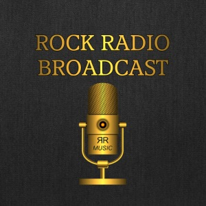 Rock Radio Broadcast Gold - Tote Bag