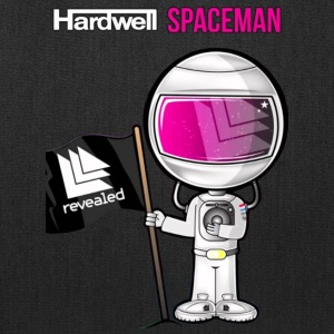 Hardwell - Call me a Spaceman - Tote Bag
