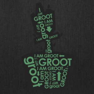 groot plants - Tote Bag