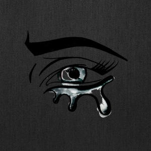 Crying Eye - Tote Bag
