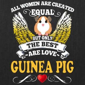 Best Woman Are Love Guinea Pig - Tote Bag