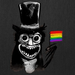 The B stands for Babadook horror - Tote Bag