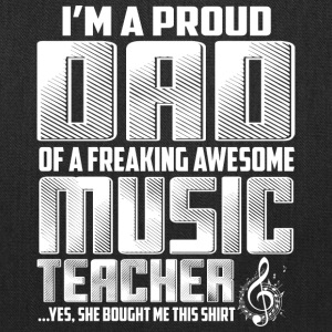 music-teacher Dad - Tote Bag