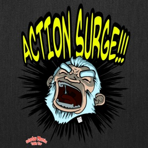 ACTION_SURGE-_0001 - Tote Bag