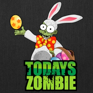 Easter Bunny Zombie - Tote Bag