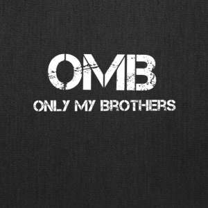 OMB-Only My Brothers - Tote Bag
