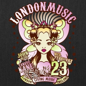 london music - Tote Bag