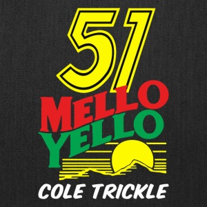 Race mello yello - Tote Bag