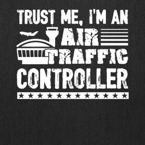 Air Traffic Controller Shirt - Tote Bag