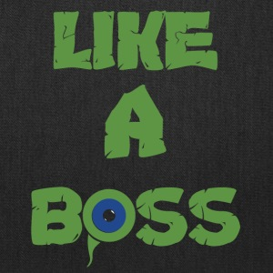 Like A Boss T-shirt - Tote Bag