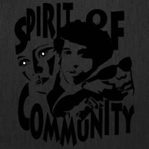 SPIRIT OF CUMMUNITY - Tote Bag