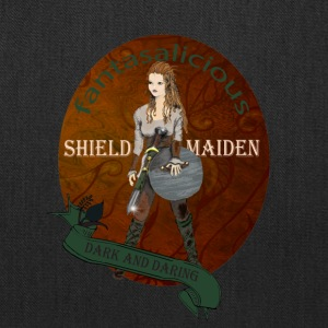 Shield Maiden or Valkyrie T Shirt - Tote Bag