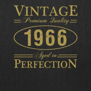 Vintage Premium Quality 1966 Aged To Perfection - Tote Bag
