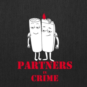 Partners in Crime - Tote Bag