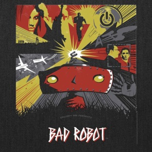 BAD ROBOT - Tote Bag