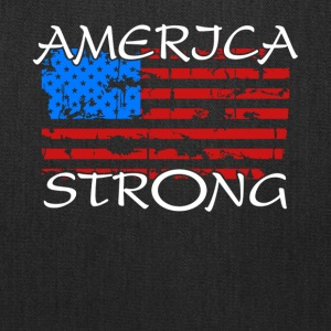 America Strong T Shirt - Tote Bag