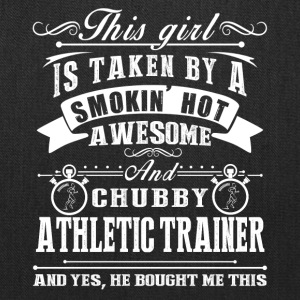 Smokin Hot Awesome Athletic Trainer Tee Shirt - Tote Bag