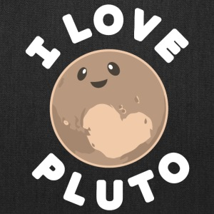 I love Pluto shirt - Tote Bag
