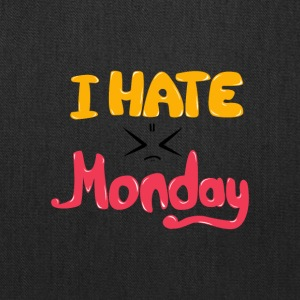 hate Monday - Tote Bag