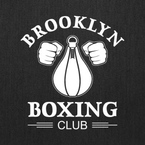 Brooklyn Boxing Club - Tote Bag