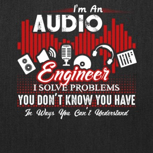 I'm An Audio Engineer - Tote Bag
