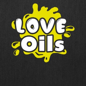 Love Essential Oils Tee Shirt - Tote Bag