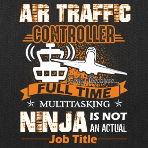 Air Traffic Controller Job Title Shirt - Tote Bag