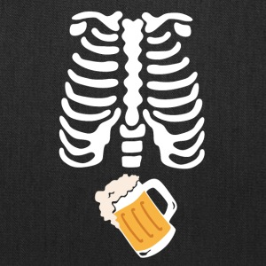 Skeleton beer - Tote Bag