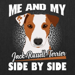 Jack Russell Terrier Shirt - Tote Bag